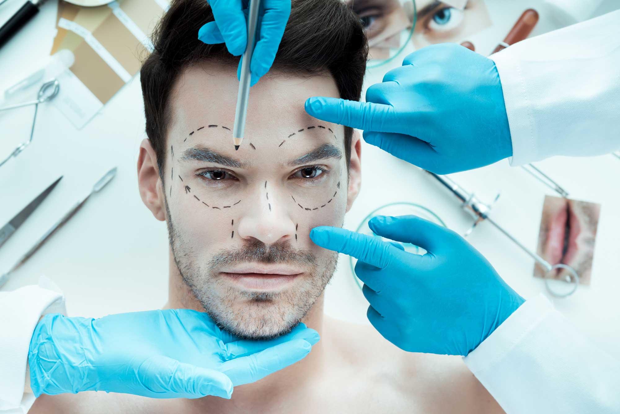 Aux frontières de la chirurgie esthétique